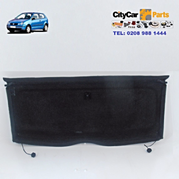 VOLKSWAGEN POLO 9N MODELS 2003 TO 2008 PARCEL SHELF LUGGAGE BOOT LOAD COVER